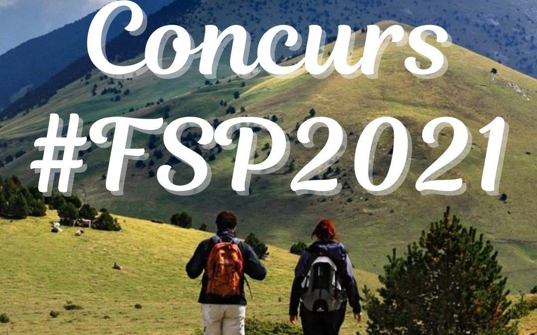 Fer fotos durant els Festivals de Senderisme dels Pirineus d'enguany té premi!